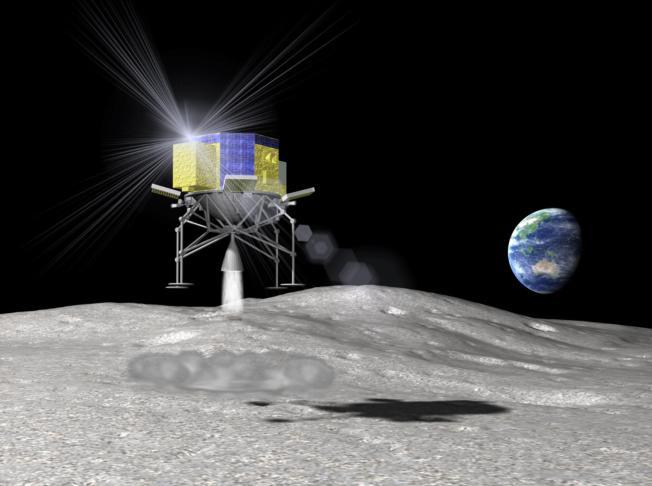 Japan Plans Moon Mission In 2018 | spacetimes