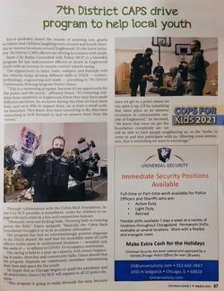 FOP magazine