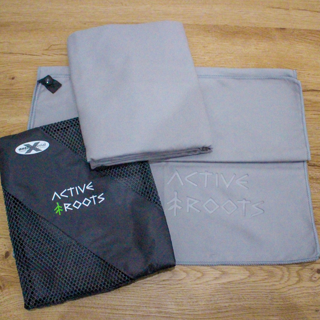 Active Roots Towels