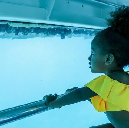 SunLover Reef Cruise semi-submarine