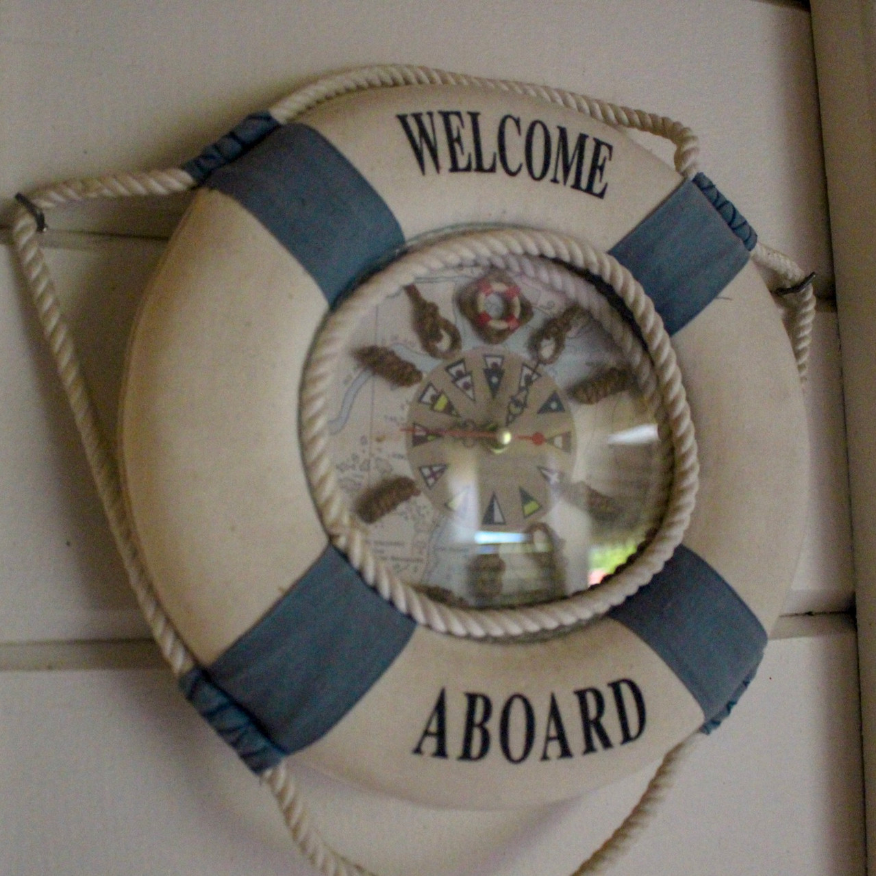 Welcome Aboard Decor