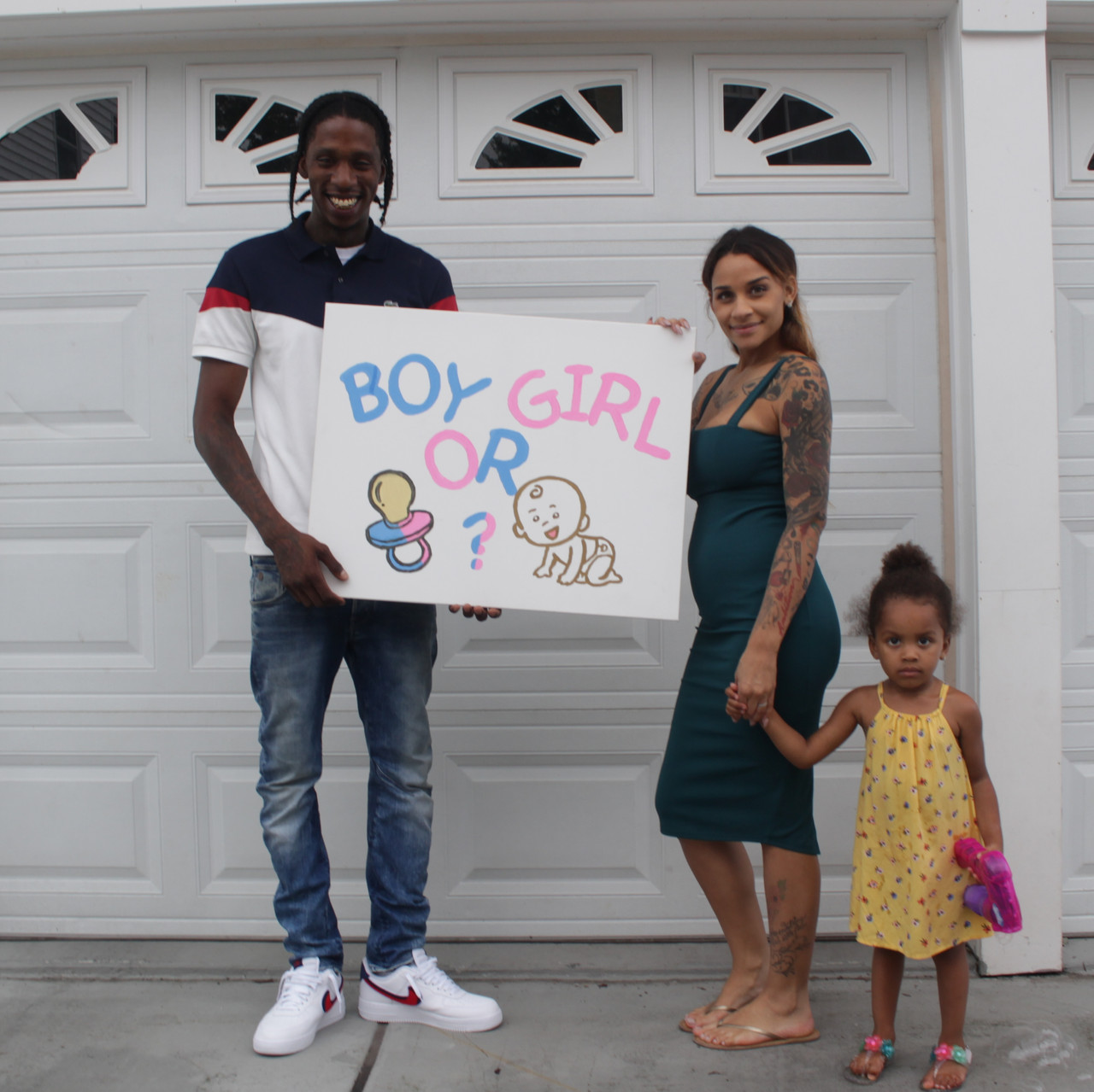 Boy or Girl Before!