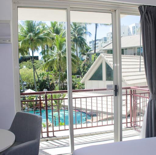 Pool Room View