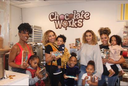 Chocolate Works Meet Up