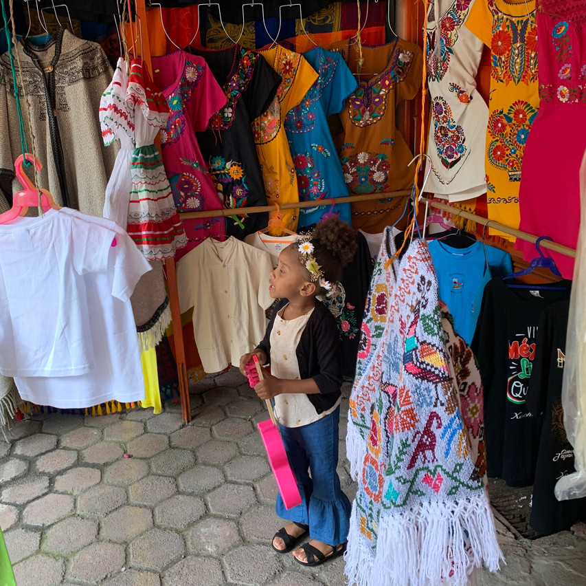 xochimilco shopping
