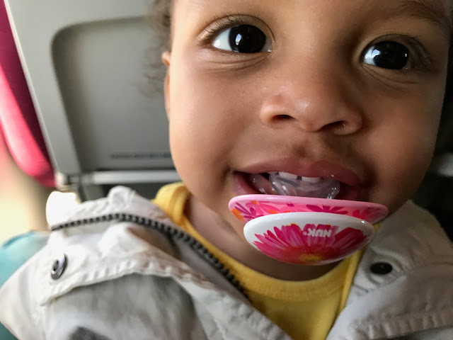 How to ditch your child's pacifier - 30 day no pacifier Challenge!
