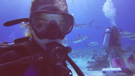 Scuba Diving in Nassau, Bahamas