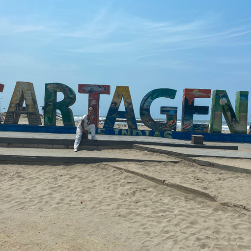 Cartagena sign