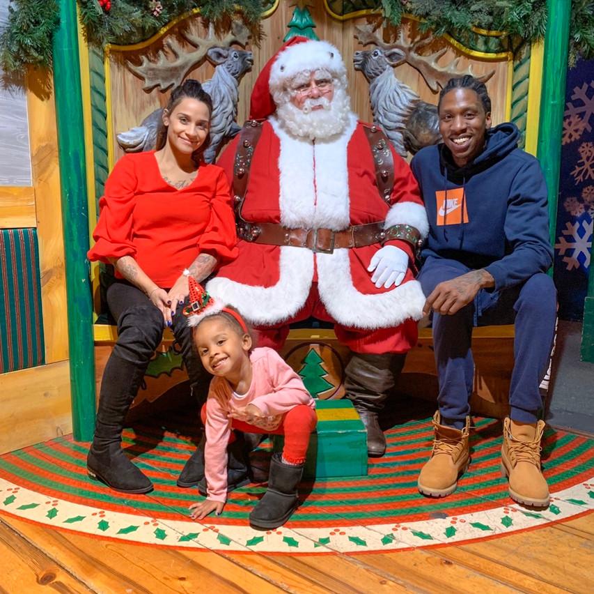 Santa At Macys