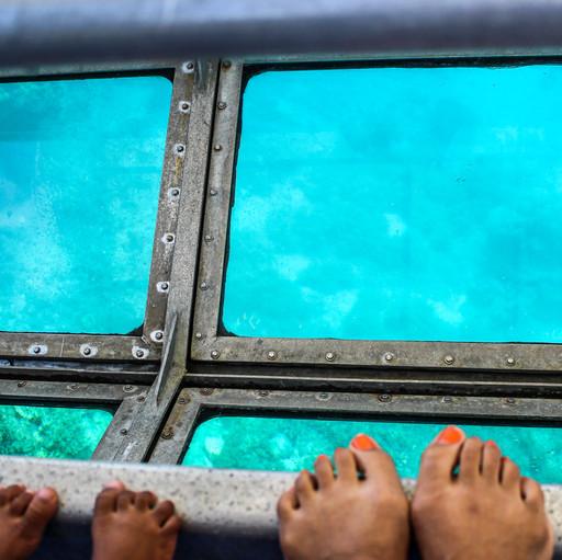 SunLovers Cruise Bottom Less boat
