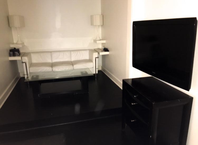 Sofa living room space