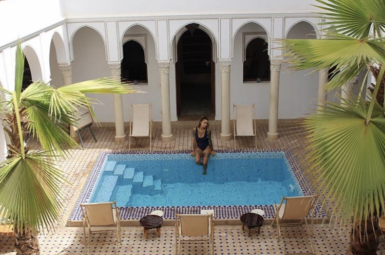 Le Jardin D'Abdou Riad