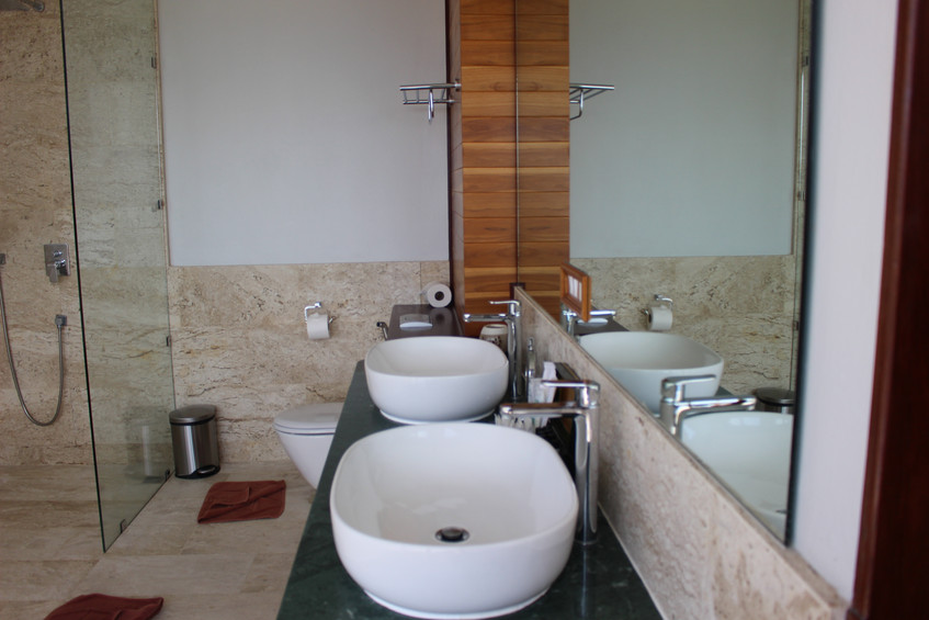 second guest bathroom
