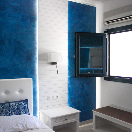 Window in Guest Bedroom