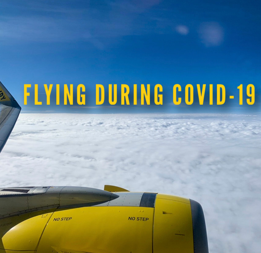Flying during covid19