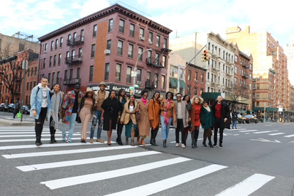 Travel Blogger Brunch In New York City