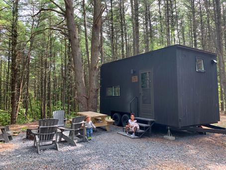 New York, Getaway Modern Cabin