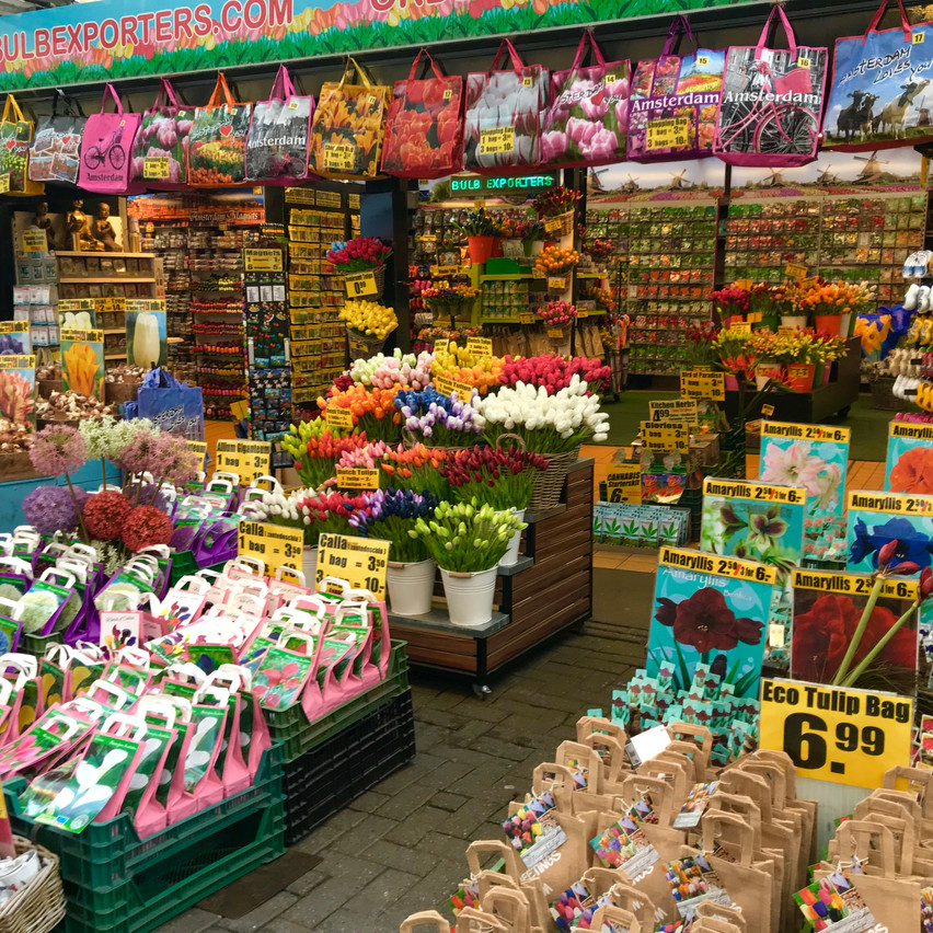 Bloemenmarkt(Flower Market)
