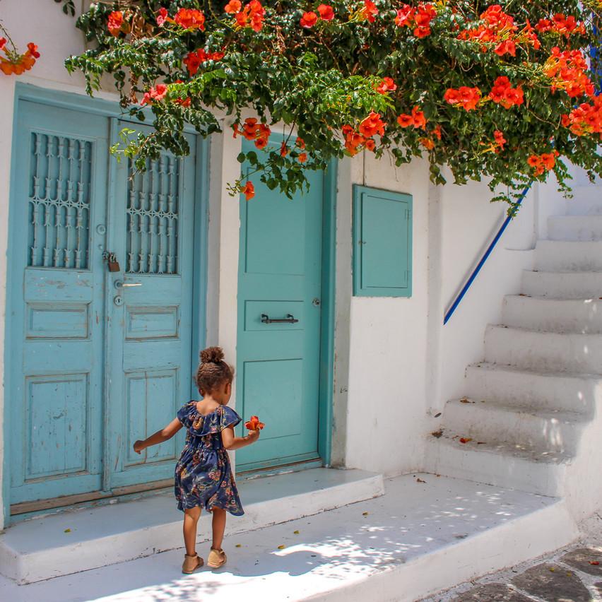 Old Town Mykonos