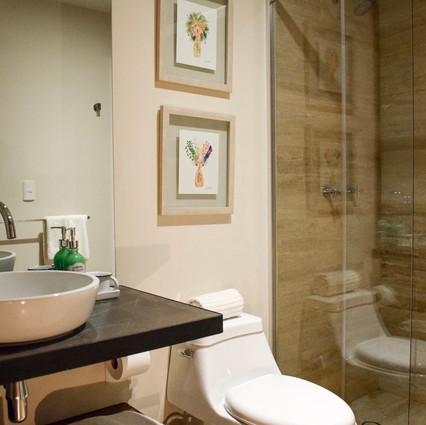 Master Guest room bathroom 2