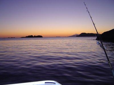 Burgess Island twighlight.JPG