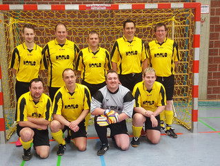 Ü-35 Turnier in Memmingen
