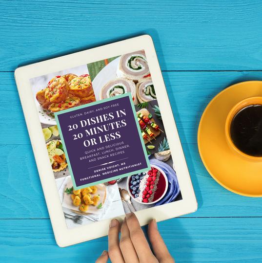 Healthy e-book