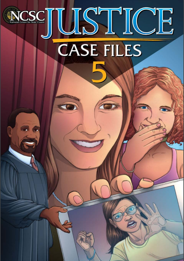 Collaborator on development of Justice Case Files 5