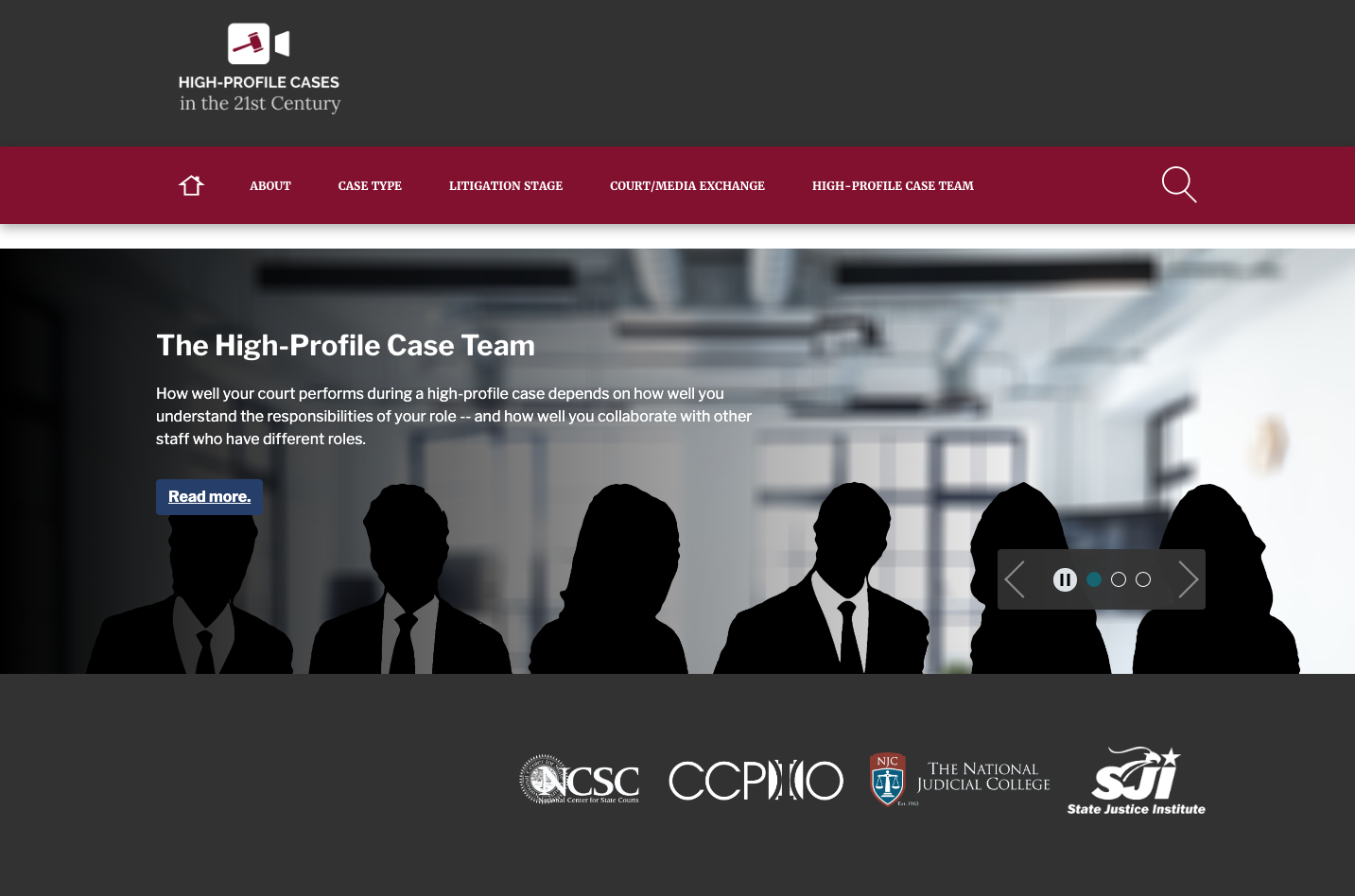 High-Profile Cases