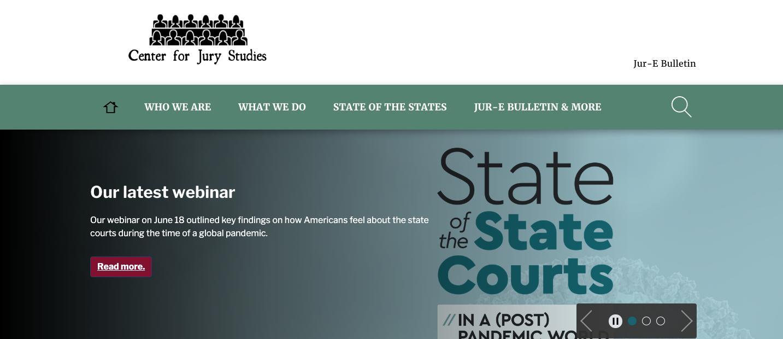 Center for Jury Studies