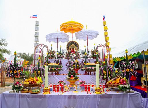 ร่วมสร้างพระพิฆเนศ บุญใหญ่ฝากไว้ในแผ่นดินไทย