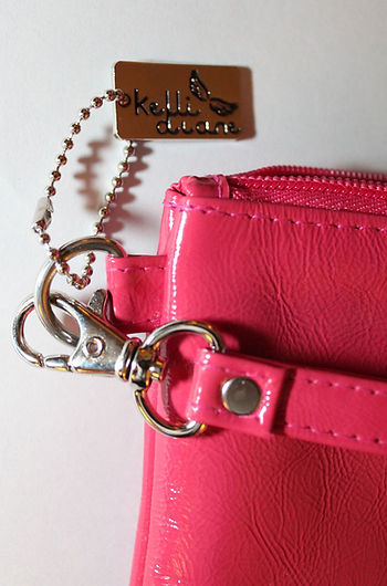 Kelli Diane Designs Clutch