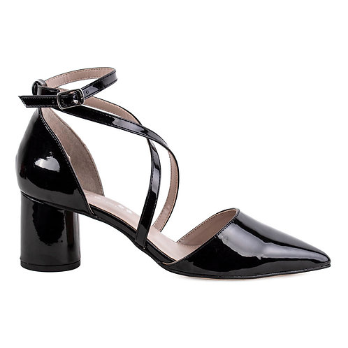 Zapato Agua de Coco Retro Negro