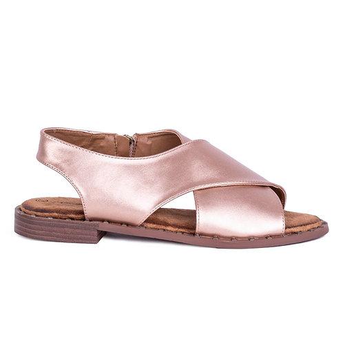 Sandalia Canela Pink Gold