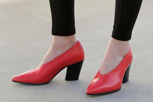 Zapato Gran Canaria Rojo