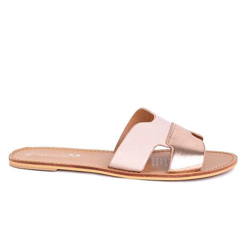 Sandalia Agua de Coco Pink