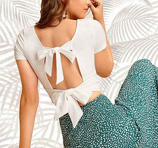 Vestuario Mujer - Agua de Coco