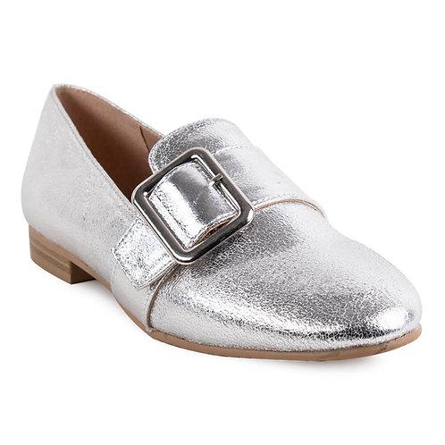 Mocasín Labranza Silver