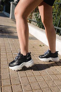 zapatillas chunky agua de coco