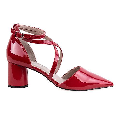Zapato Chépica Rojo