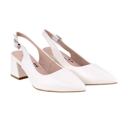 Zapato El Tabo Blanca