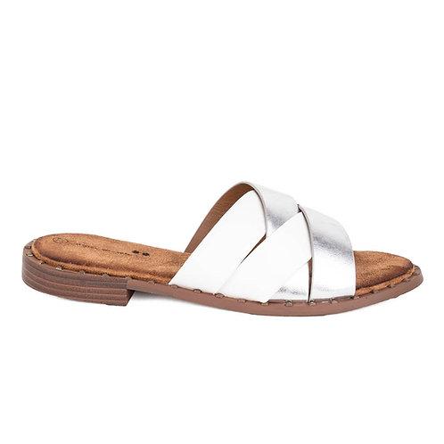 Sandalia Agua de Coco Solf Blanca