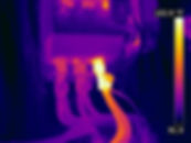 Infrared thermal Imaging  Electrical Rel