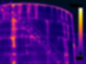 infrared survey insulation on tank.jpg