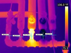 Infrared Boiler Inspection Issue