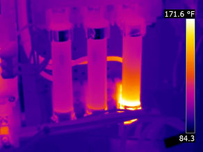 Infrared thermal Imaging  Electrical Fus