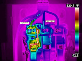 Infrared Electrical Disconnect Inspectio