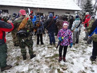 Zimná liga - Trnovec nad Váhom 2015