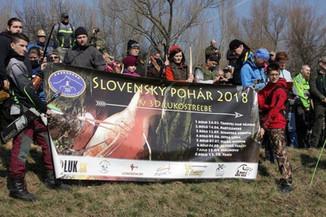 1.kolo Slovenský pohár SLA3D - Trnovec nad Váhom