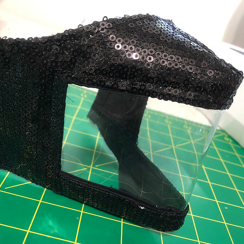 Sequin Window Mask